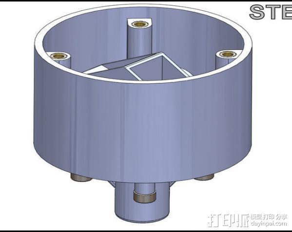 雨量器  3D模型  图19