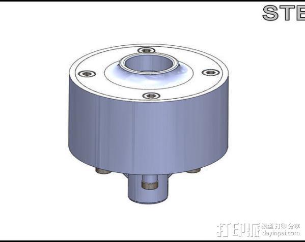 雨量器  3D模型  图20