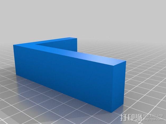 希腊字母 字母模型 3D模型  图5