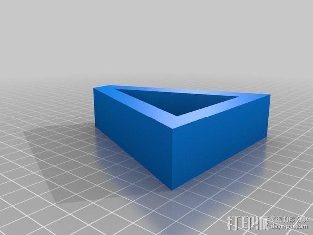 希腊字母 字母模型 3D模型  图7