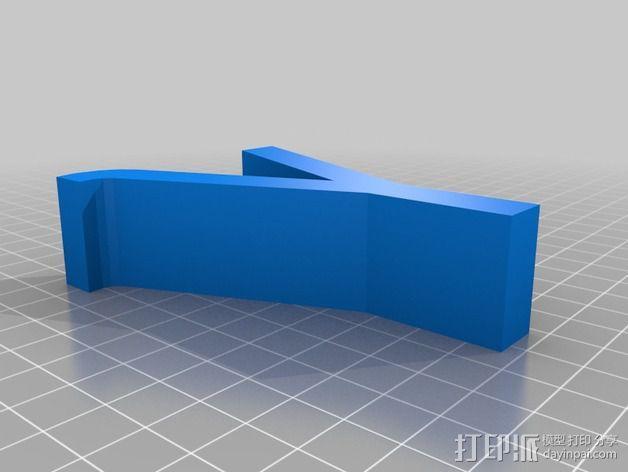 希腊字母 字母模型 3D模型  图6