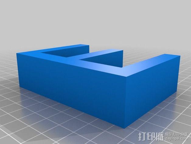 希腊字母 字母模型 3D模型  图9