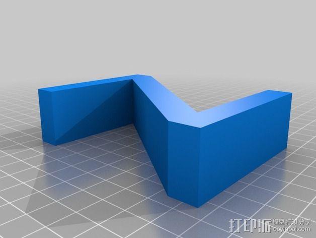 希腊字母 字母模型 3D模型  图12