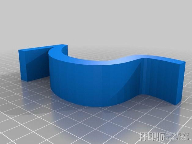 希腊字母 字母模型 3D模型  图11