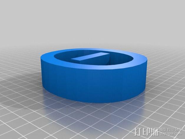 希腊字母 字母模型 3D模型  图16