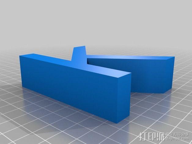 希腊字母 字母模型 3D模型  图19