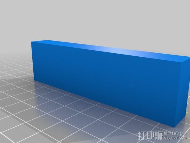 希腊字母 字母模型 3D模型  图17