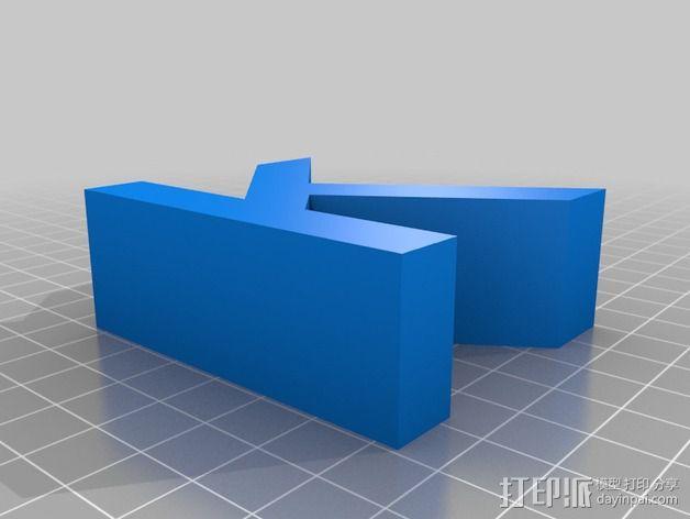 希腊字母 字母模型 3D模型  图20