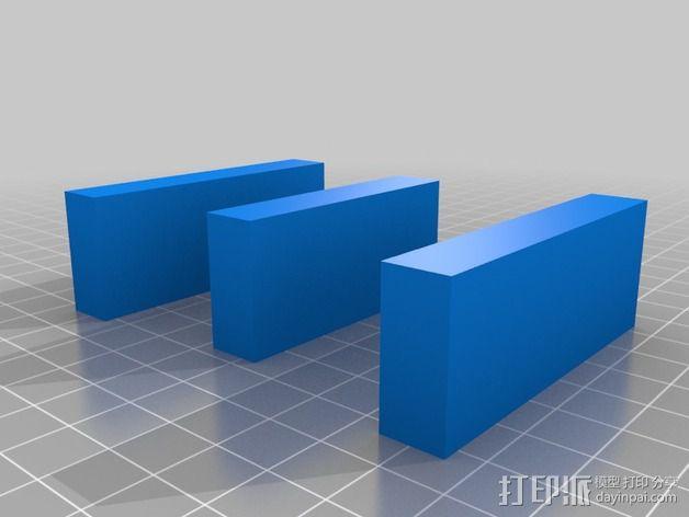 希腊字母 字母模型 3D模型  图28