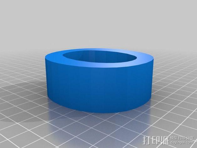 希腊字母 字母模型 3D模型  图29