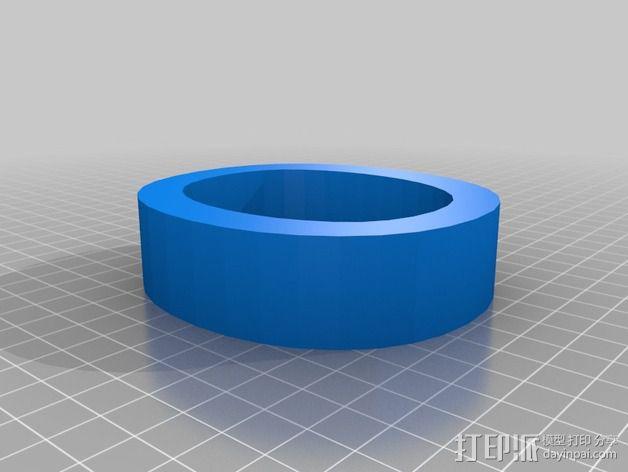 希腊字母 字母模型 3D模型  图30