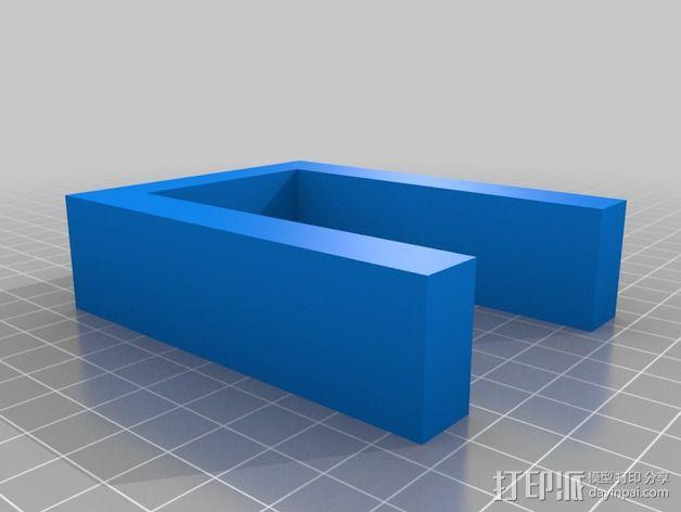 希腊字母 字母模型 3D模型  图31