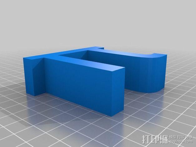 希腊字母 字母模型 3D模型  图32