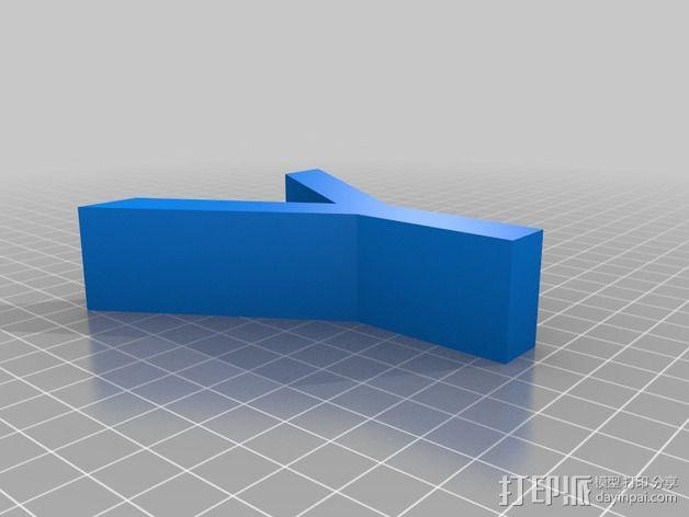 希腊字母 字母模型 3D模型  图39
