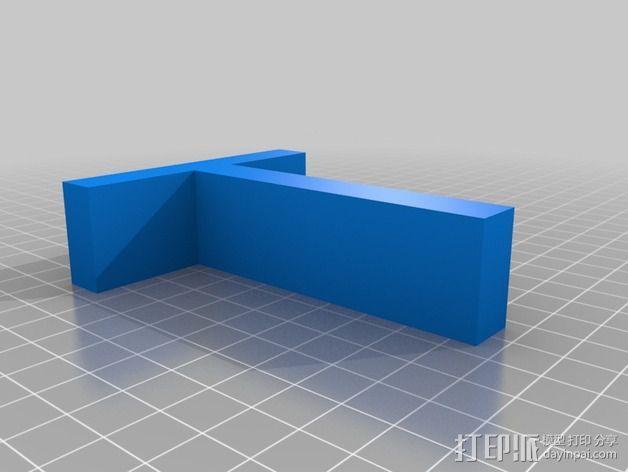 希腊字母 字母模型 3D模型  图38
