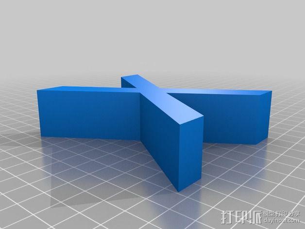 希腊字母 字母模型 3D模型  图43