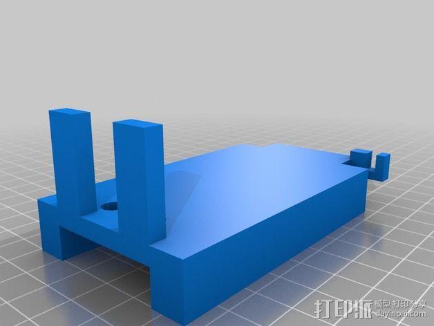 液滴法测角器 3D模型  图7