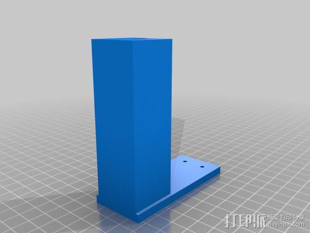 液滴法测角器 3D模型  图6