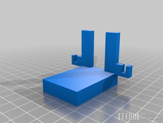 液滴法测角器 3D模型  图10