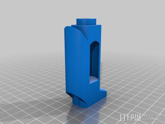 移液管 3D模型  图16