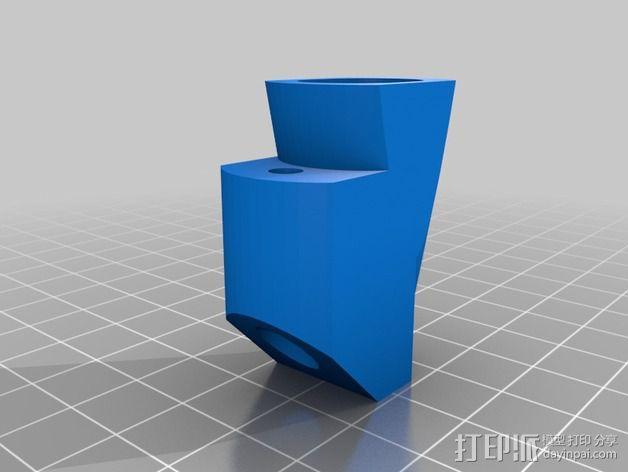 移液管 3D模型  图17