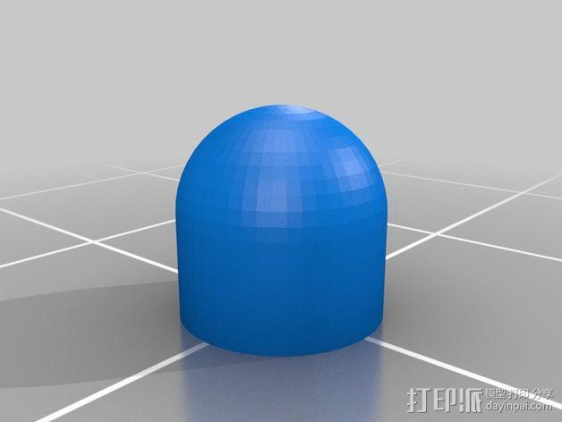 移液管 3D模型  图18