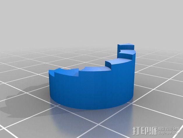 移液管 3D模型  图21