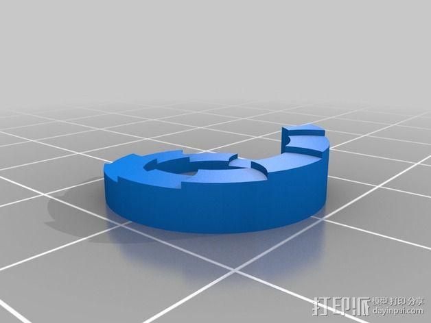 移液管 3D模型  图20