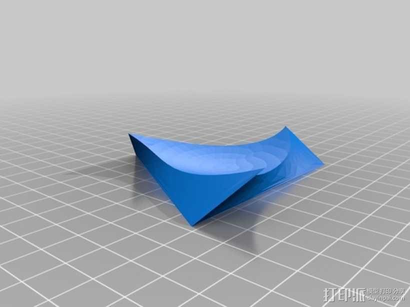 剖面地球模型 3D模型  图8