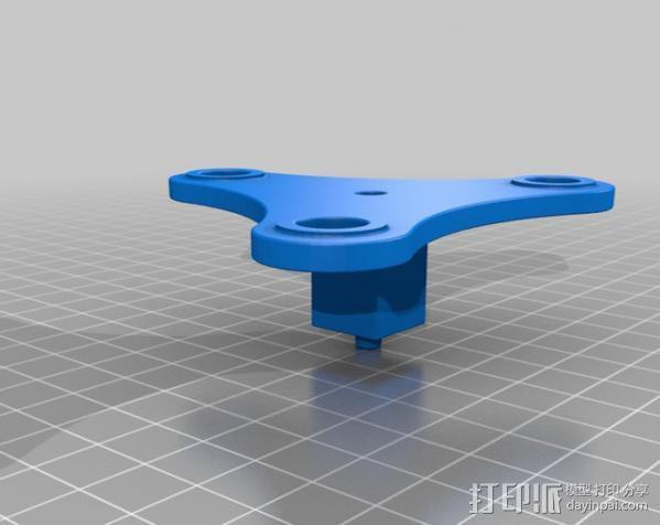 行星齿轮变速器 齿轮箱 3D模型  图8