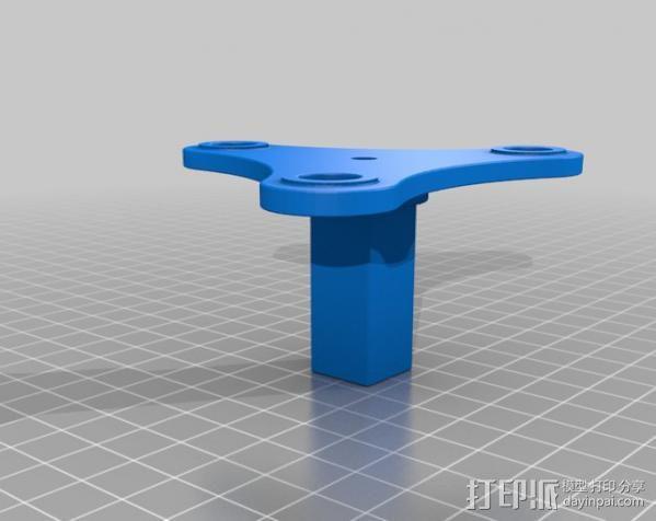行星齿轮变速器 齿轮箱 3D模型  图12