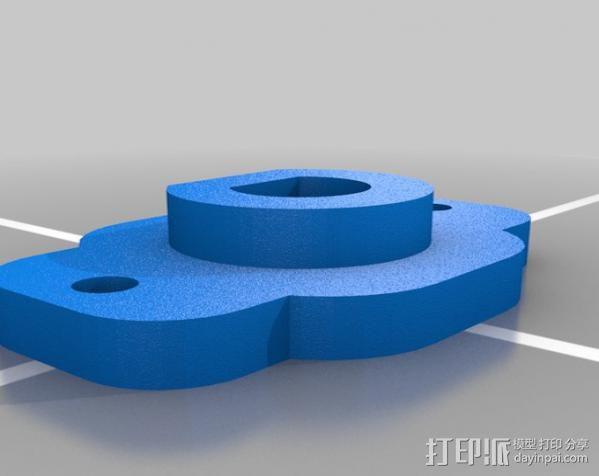 血细胞分离器 3D模型  图5
