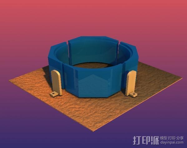 血细胞分离器 3D模型  图21