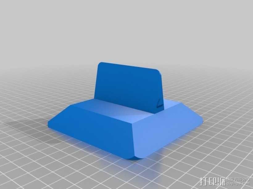 天平标尺 3D模型  图8