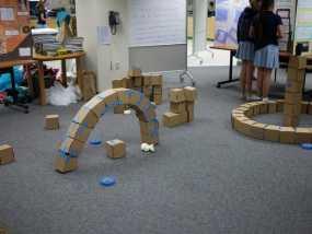 半圆形拱门 3D模型