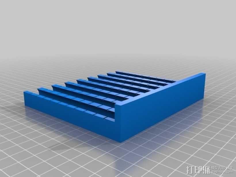 柱形图 教学工具 3D模型  图5