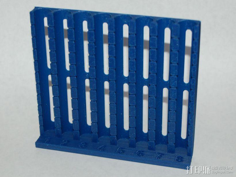 柱形图 教学工具 3D模型  图20