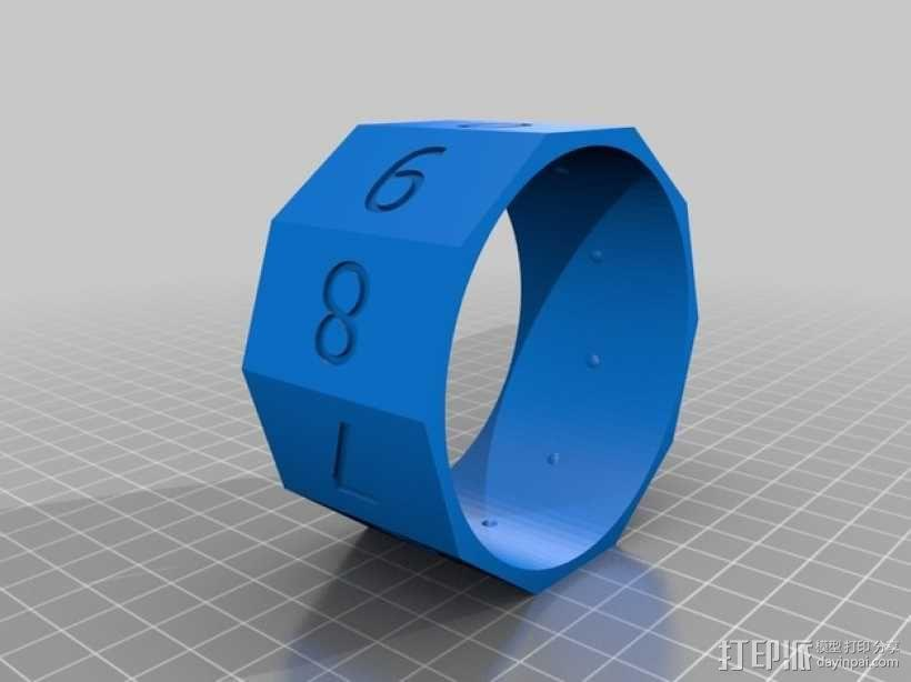 算数轴 3D模型  图9