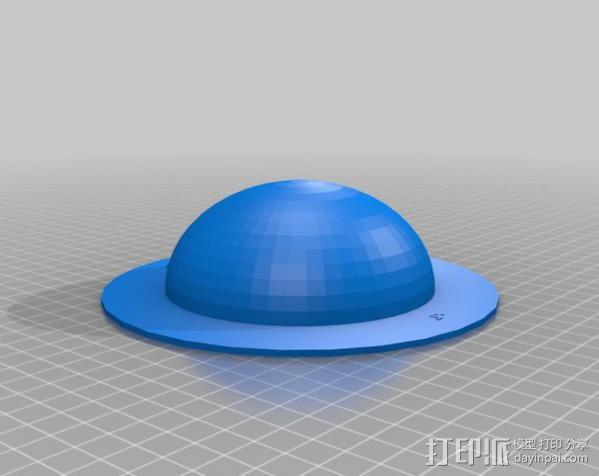 盲文板太阳系模型  3D模型  图3