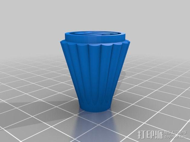 文具用品 3D模型  图3