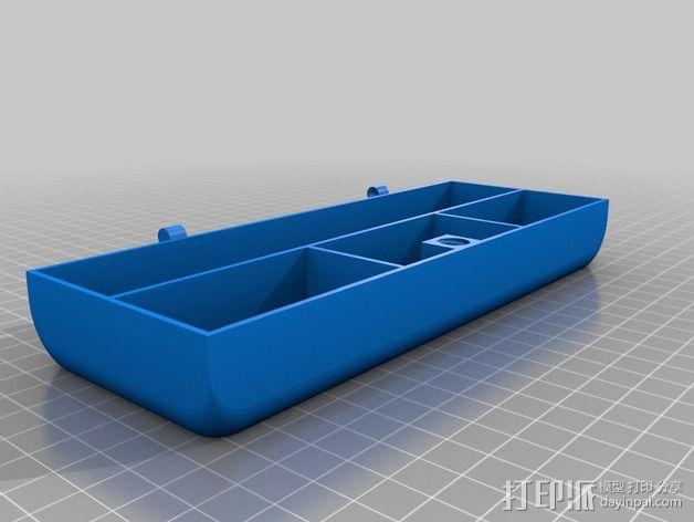 文具用品 3D模型  图5