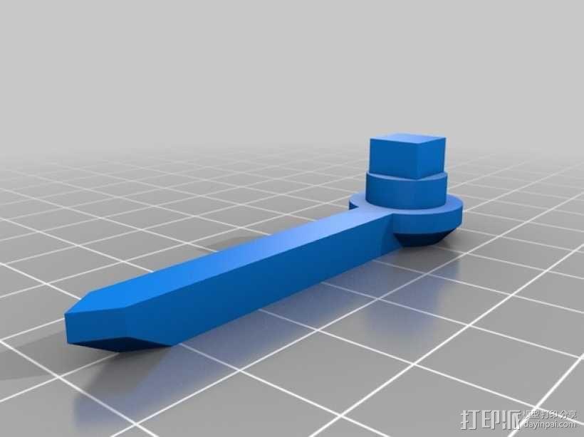 余弦函数 3D模型  图7