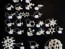 分子模型 3D模型 图1
