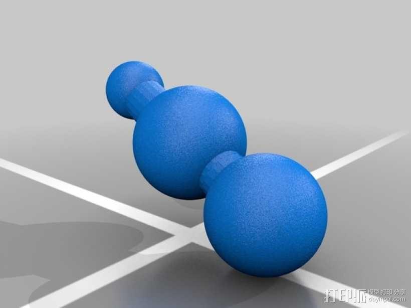 分子模型 3D模型  图12
