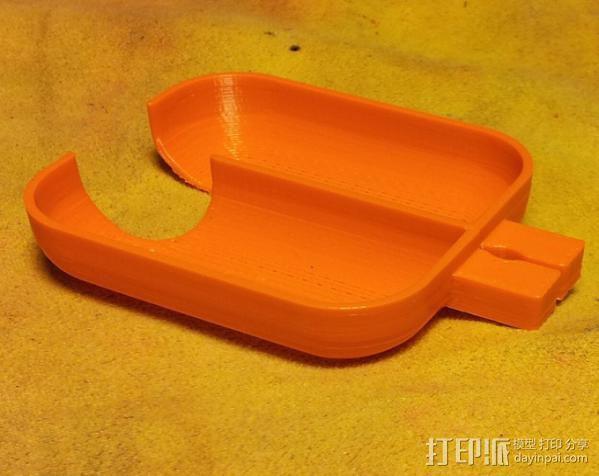 巴尔顿水轮 3D模型  图5