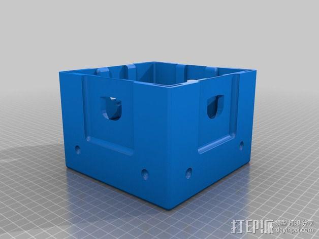 Fukushima发电机 3D模型  图3