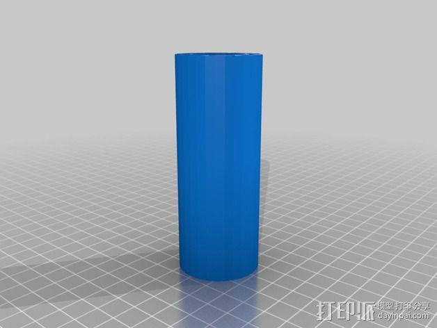 Fukushima发电机 3D模型  图2