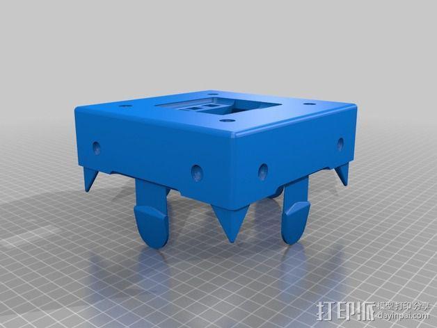 Fukushima发电机 3D模型  图4