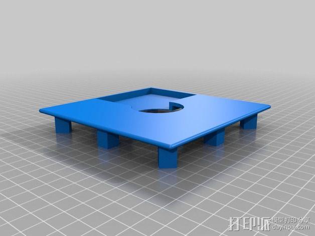 Fukushima发电机 3D模型  图8