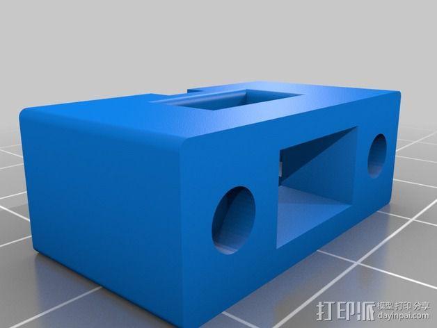 肌肉纤维分离机 3D模型  图4